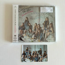 *RARE* SNSD Girls Generation THE BEST STANDARD EDITION JAPAN ALBUM + PHOTOCARD