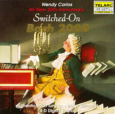 Switched on Bach 2000 by Carlos, Wendy