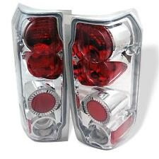 Tail Lights Ford F150 1987-1996 Bronco 1988-1996 Altezza - Chrome