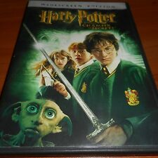 Harry Potter and the Chamber of Secrets (DVD, 2009) Used Daniel Radcliffe