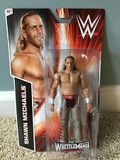 Mattel WWE Heritage Series Shawn Michaels HBK Wrestlemania 24 Cheap Intl Ship