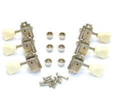 Gotoh Nickel 3x3 Cream Keystone Tuners for Vintage Gibson® Guitar TK-0772-028