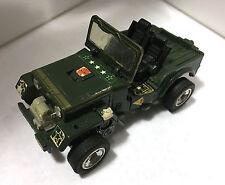 G1 1984 HOUND • VINTAGE AUTOBOT TRANSFORMER CAR