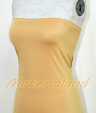 "150cm(59"") Width Skin(Middle Nude) 4 Way Stretch Shiny Spandex Lycra Fabric LY11"