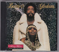 BARRY WHITE BARRY AND GLODEAN RARE! LONG OUT OF PRINT! CD