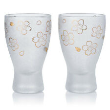 Sakura Premium Japanese Glass Sake Set