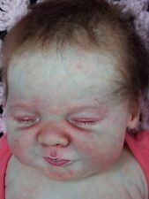 Realistic,Detailed Reborn Baby Doll ANGELI Elissa Marx and Melissa George Resell