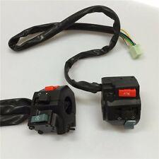 The new aluminum handlebar switch housing for Suzuki GN250/Steering brake lights
