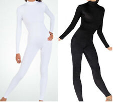 Adult Lycra Zentai costume Bodysuit Catsuit Dancewear Leotards & Unitards