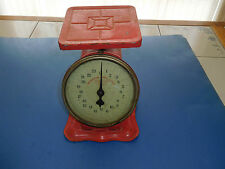 Vintage/Antique Prudential Family Scale-24 lbs. by ozs. Patented Oct 29, 1912