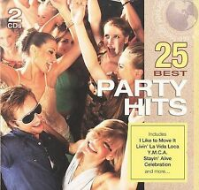 Starlite Singers : 25 Best: Party Hits 2 CDs Like New