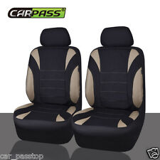 Universal Two Front Car Seat Covers Set NEOPRENE for hyundai ford toyota corolla