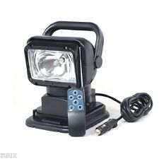 Boat Marine Trailer RV Searchlight Remote Control Spotlight Lamp 12V Pickup