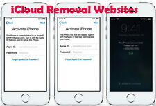 iCloud Removal Service 7 Websites For Apple iPad and iPhone 4/4s/5/5s/6/6+