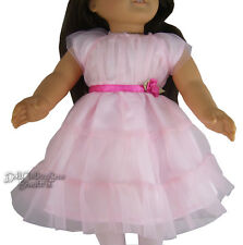 Pink Fancy Dress for American Girl Doll Clothes Huge Selection!