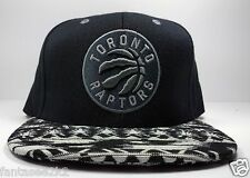 Toronto Raptors Mitchell & Ness Current Mesa 2T 2 Tone Strap Back Hat NBA