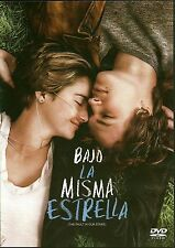 Bajo La Misma Estrella / The Fault In Our Stars DVD NEW English & Spanish