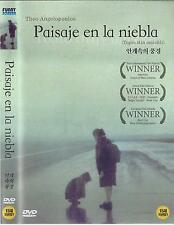 Landscape In The Mist/ Topio stin omichli (1988, Theodoros Angelopoulos) DVD NEW