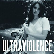 LANA DEL REY - ULTRAVIOLENCE: CD ALBUM (June 16th 2014)