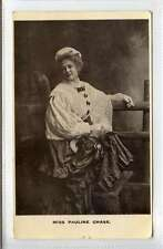 (Lp009-376) RP of Actress Miss Pauline Chase,  1906, Used VG,