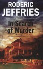 In Search of Murder (An Inspector Alvarez Mystery), Jeffries, Roderic, New Books
