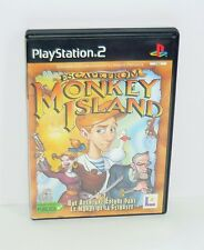 JEU PS2 COMPLET ESCAPE FROM MONKEY ISLAND REF 64