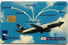 Malaysia Used Phone Cards - Airasia