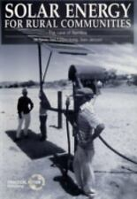 Solar Energy for Rural Communities: The Case of Namibia