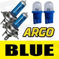 H4 XENON ICE BLUE 55W 472 HEADLIGHT BULBS DACIA DENIM