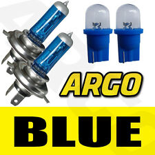 H4 XENON ICE BLUE 55W 472 HEADLIGHT BULBS AUDI A4