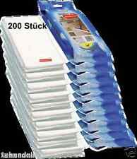 200 Feuchte Bodentücher Bodenpflegetücher Feuchttücher Laminat Parkett Fliesen