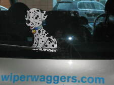 DALMATIAN DOG LOVER NOVELTY WIPER GIFT COLLECTABLE FOR YOUR CAR REAR WINDSCREEN