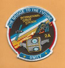 INTERNATIONAL SPACE STATION THE BRIDGE TO THE FUTURE  PATCH 4""