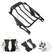 4 Point Docking Hardware Kit Air Wing Luggage Rack For Harley Street Glide 14-16