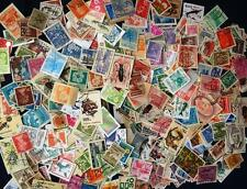 world wide 500 very super condition used & mint stamps 45+ countries