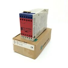 Switch Amplifier 00264 PepperL & Fuchs WE77/EX1-Bi/G