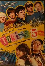 TAKING 5 (2007) Featuring THE Click Five Daniella Monet Alona Tai SEALED DVD