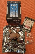 Kidrobot Gold Life Dunny Series Huck Gee Not So Glorious Soaring Hatchet Munk 3""