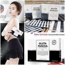 GLUTA PANCEA B&V L-GLUTATHIONE 15000MG COLLAGEN WHITENING LIGHTENING SKIN+TRACK