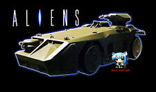 Movie Aliens M577 Armored Personnel Carrier APC Mini Resin Figure Model Kit 8cm