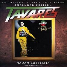 Madam Butterfly by Tavares *New CD*