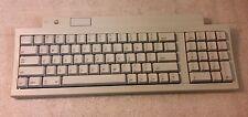 Vintage Genuine Apple Macintosh Apple Keyboard II M0487 No Cord - Untested AS IS
