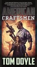 American Craftsmen: A Novel (American Craft Series)-ExLibrary