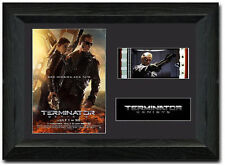 Terminator Genisys 35 mm Framed Film Cell Display Arnold Schwarzenegger