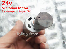 DC 385 Motor 27.5mm vibration vibrating vibrate Motor 12v~24v for Small Massager