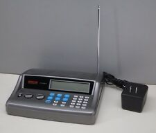 Grecom GRE PSR-200 Channel Desktop Radio Scanner Scanning Receiver