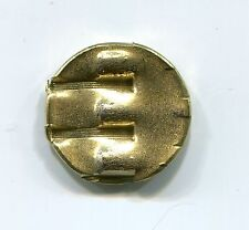 Blank Planchet Waffle Canceled Test / Error Coin Europe