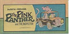 1976 WHITMAN MINI PROMO COMIC PINK PANTHER MINT RARE