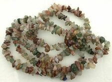 Assorted Agate Chip Bead 36 Inch Strand Natural Gem Stone Gemstone