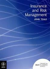 Insurance and Risk Management (1st Ed.)  by Teale & Teale